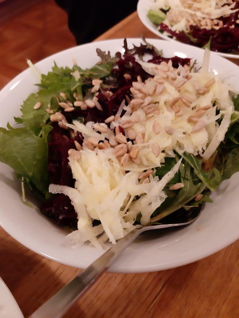 Salat Farbenpracht