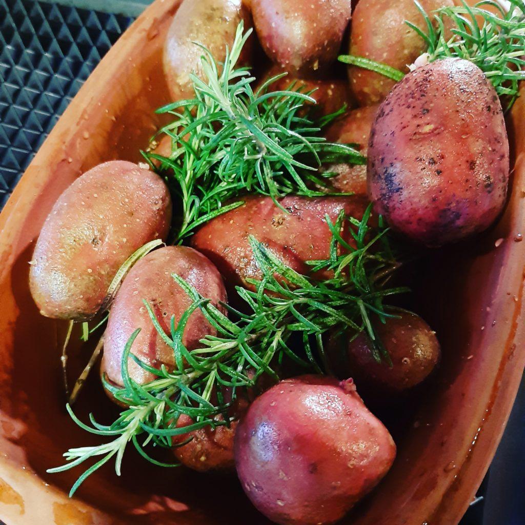 Kartoffelsalat mit Knoblauchrauke – Update für den Klassiker