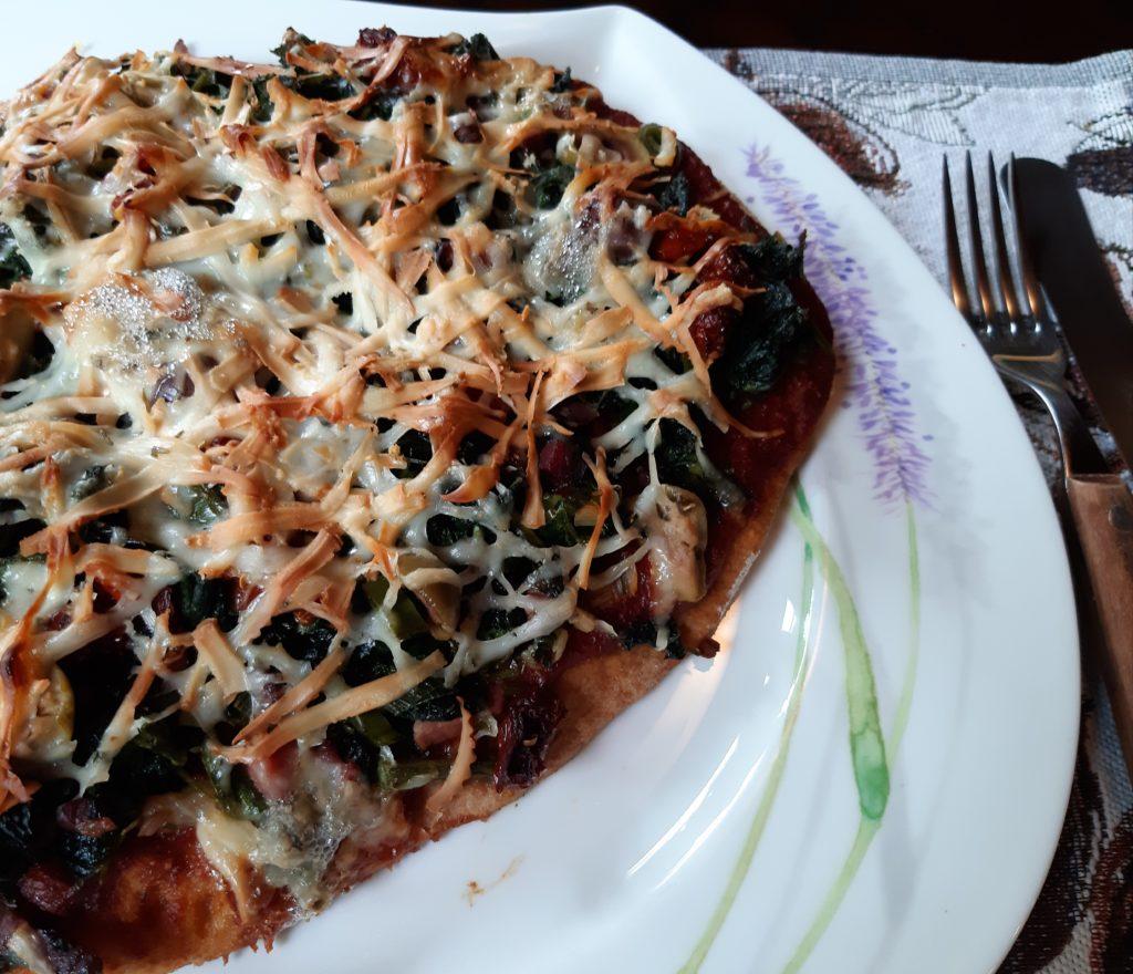 Pizza geht immer